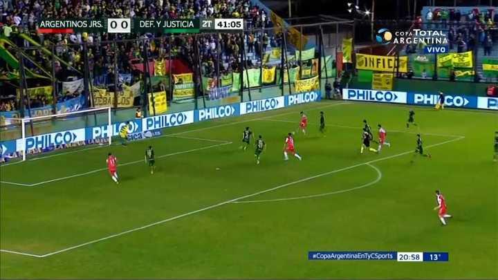 Argentinos lo tuvo en el final