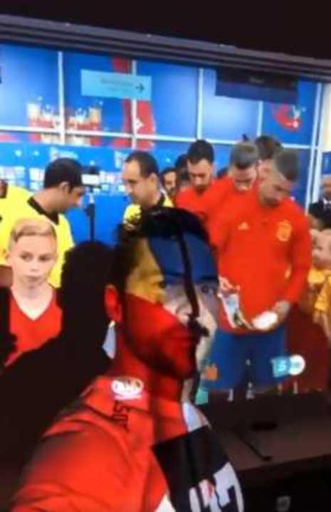 El mensaje de apoyo de David Bisbal a la selección española