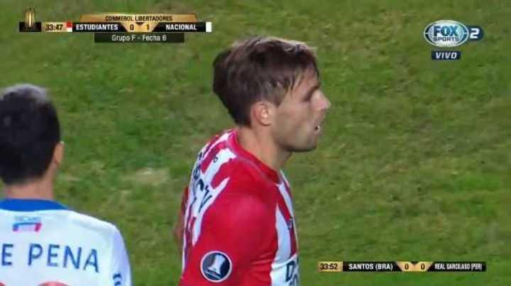 Sánchez tuvo el empate para el Pincha