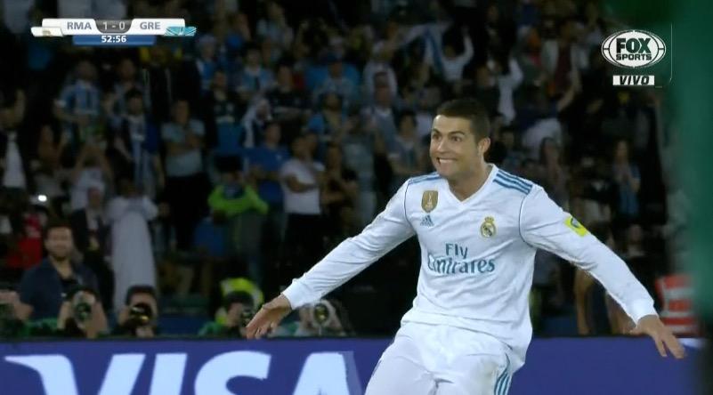 Golazo de Cristiano Ronaldo