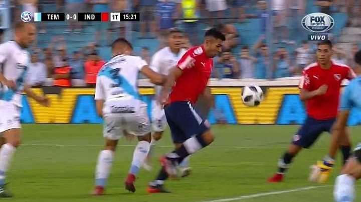 Romero casi debuta