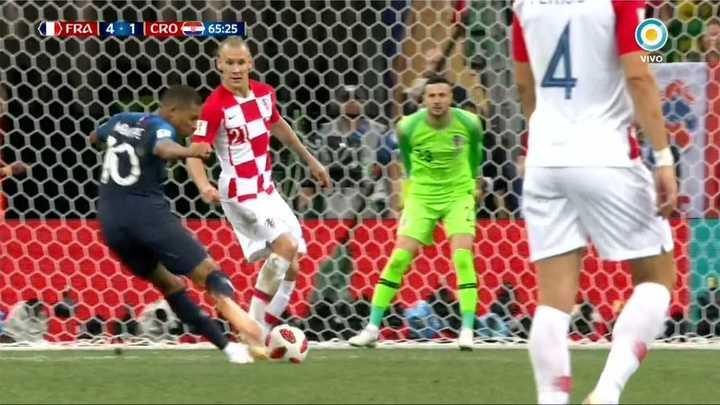 Mbappé aproxima el título a Francia