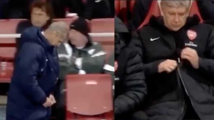 Arsene Wenger campera