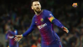 Barcelona homenajeó a su Rey
