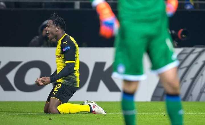 El Dortmund le ganó al Atalanta