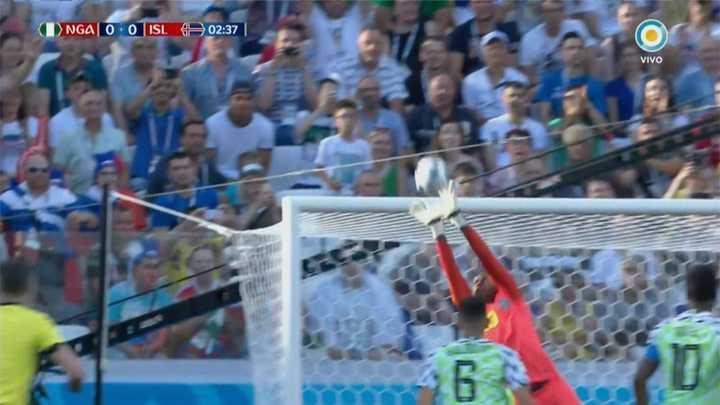Islandia probó primero