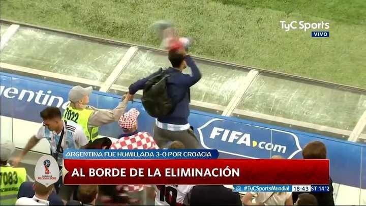 Impotencia argentina