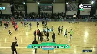 Placente habló del Futsal y bancó a Scaloni y Aimar