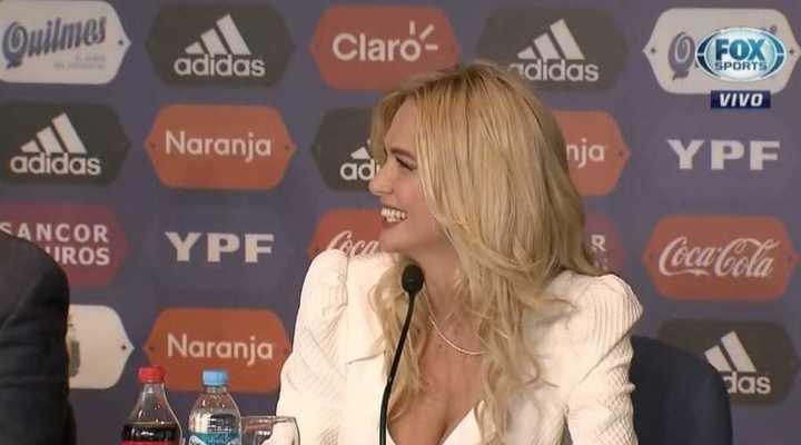 Victoria no se imaginaba un Mundial sin Messi