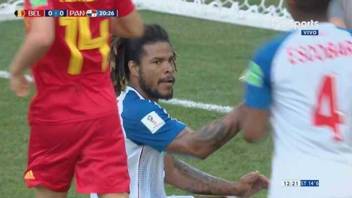 Torres le sopló el gol a Lukaku