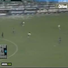 Mirá los goles del Chelo Delgado