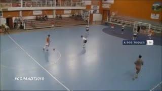 El gol de Scioli a Reconquista