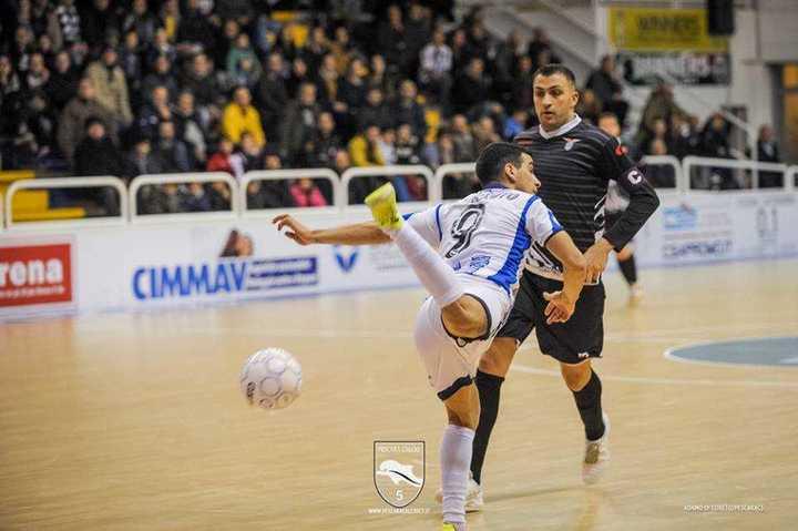 Los cuatro goles de Rosa y los tres de Borruto para el Pescara
