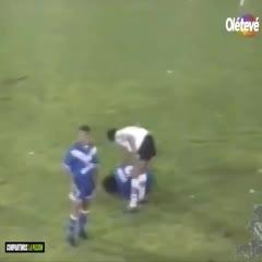 El gol de Chila a River