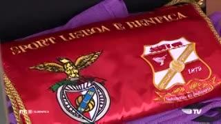 Festejaron los argentos del Benfica