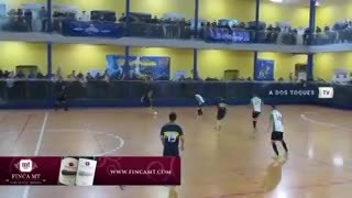 Los golazos de 2017 del futsal argentino