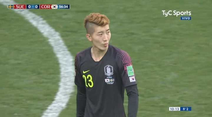 Cho Hyun-Woo salvó a Corea otra vez