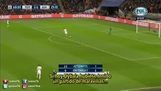 El meme del gol de Dybala y el relato de Closs