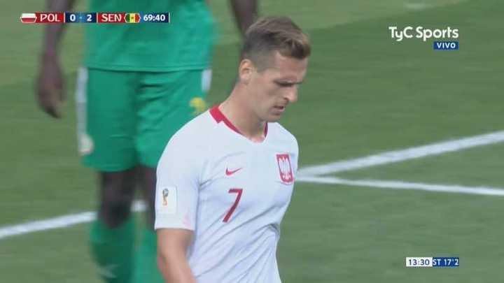 Polonia no pudo descontar