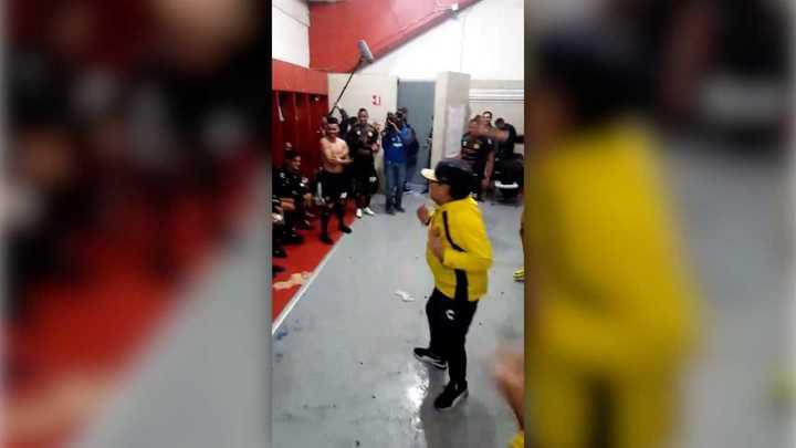 Canto y baile con Diego
