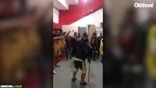 Más del baile  de Maradona