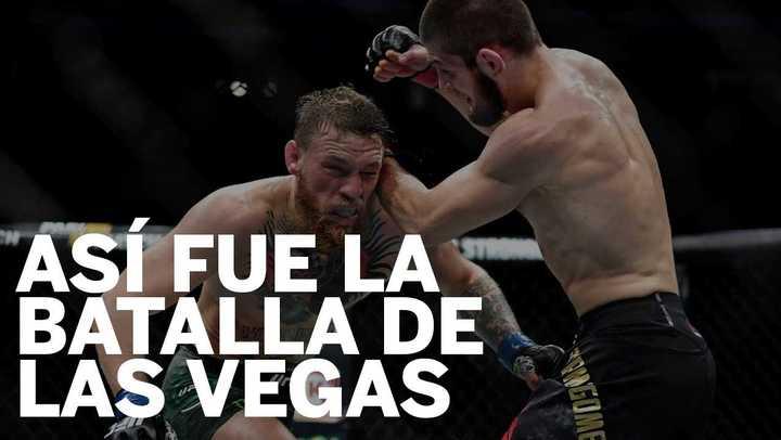 La batalla de Las Vegas