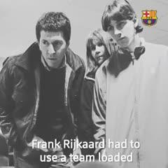 El Barsa recordó el debut de Messi