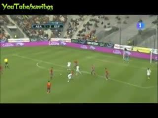 El primer gol de Al-Sahlawi en Arabia.