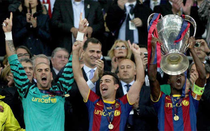 El día que Abidal levantó la Champions: Barsa 3-1 United