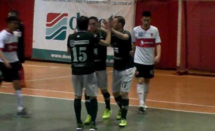 Ferro le ganó 3-2 a Newbery