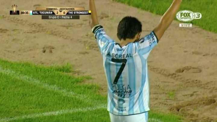 El Pulga marcó el 3 a 0