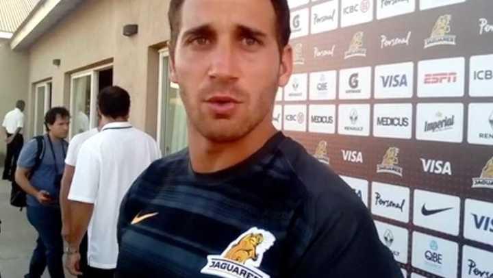 Joaquín Tuculet habló sobre el futuro de los Jaguares