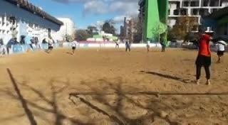 Tobías Taconas marcó para Escobar Sub20