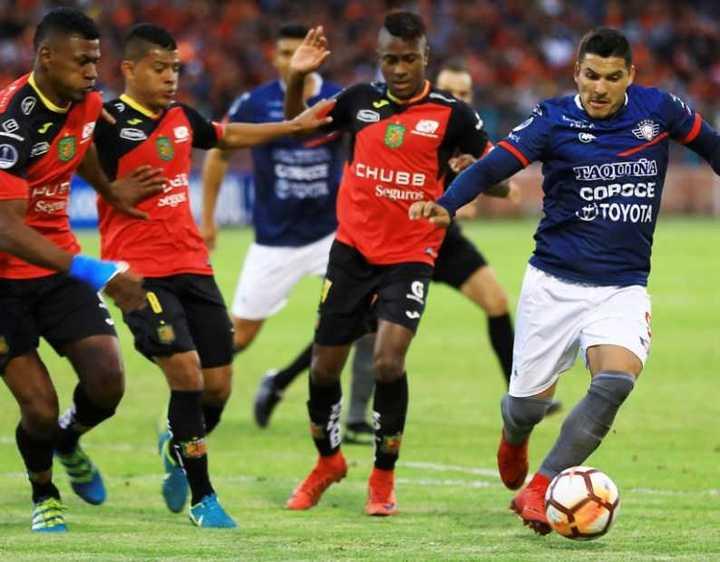 El resumen del 2-2 de Deportivo Cuenca ante Jorge Wilstermann