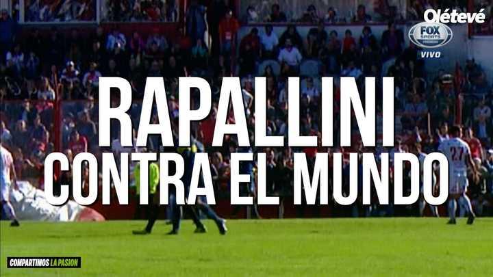 La película del Ducó: Boca vs. Rapallini
