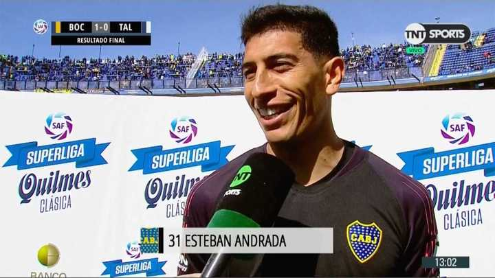 """""""Hace dos semanas no me imaginaba estar acá ni jugar contra el Barcelona"""""""