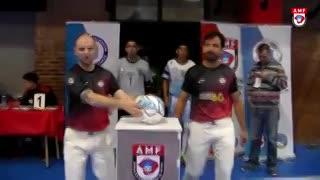 Los goles de los cuartos de final del Argentino de Selecciones A