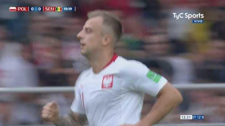 Primera chance de Polonia