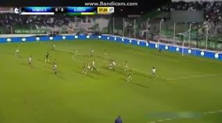 El 1-0 de Sarmiento a Aldosivi