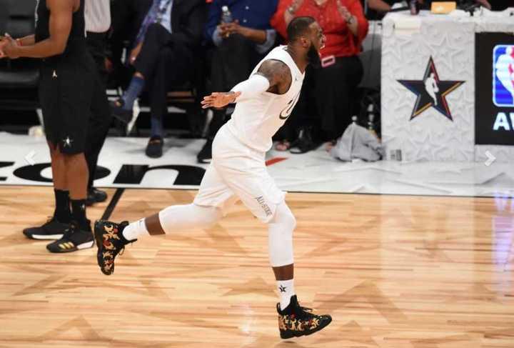 Las mejores jugadas del Juego de las Estrellas de la NBA 2018