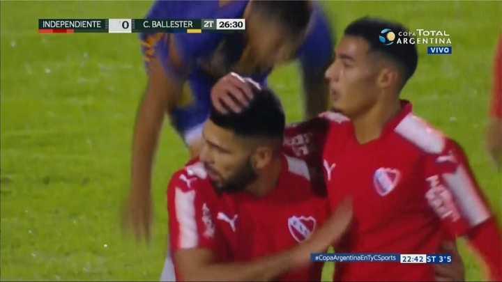 Romero puso el séptimo