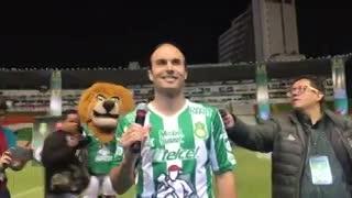 Donovan en León