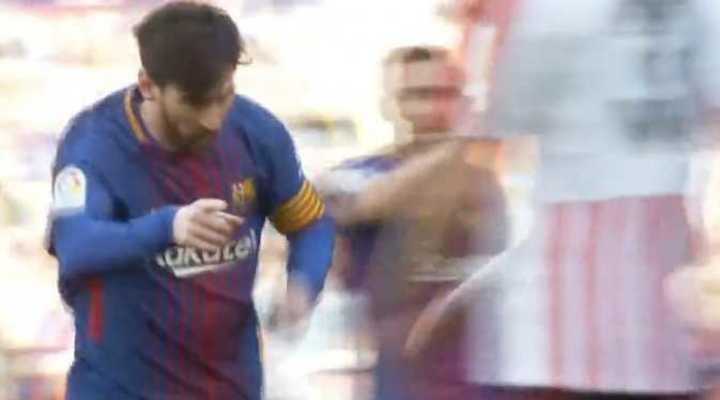 Messi puso el segundo