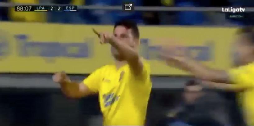 Calleri marcó el empate, pero Viera falló un penal sobre el final