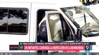 La Libertadores ya está en la Bombonera