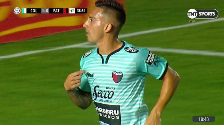 Doblete de Correa y 2 a 0 de Colón