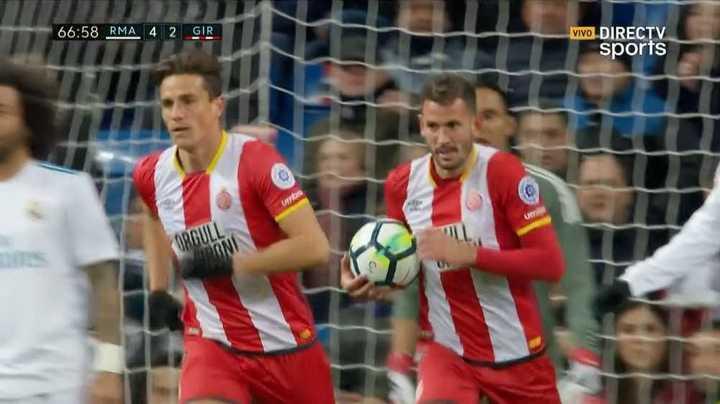 El Girona no se da por vencido