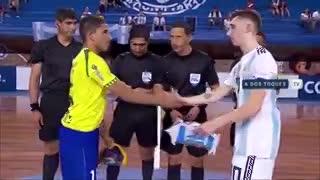 La Sub 20 de Argentina cayó 6-0 ante Brasil