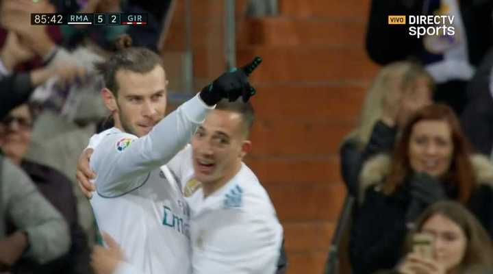 Bale aseguró el encuentro