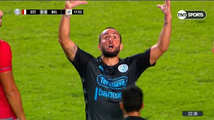 Gol de Guevgeozián para abrir el marcador